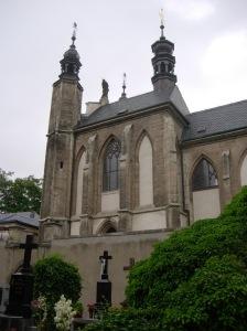 Sedlec Bone Church from 14th Century